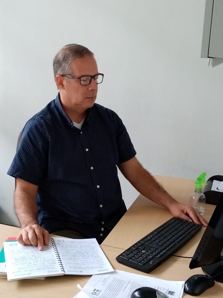 Nestor José Cobo Vásquez